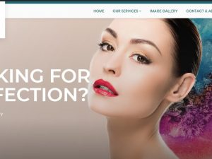 beauty clinic Website Design Toronto