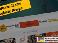 Cultural Center Website Design Toronto