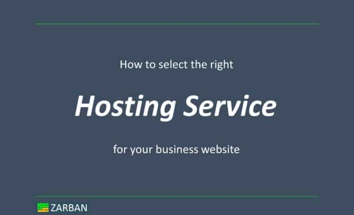 How to select the right Website Hosting service?