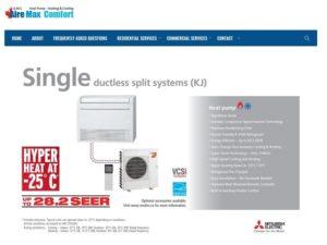 Website Design For HVAC Contractors Toronto