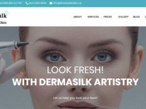 Medical Clinic Website Design Toronto