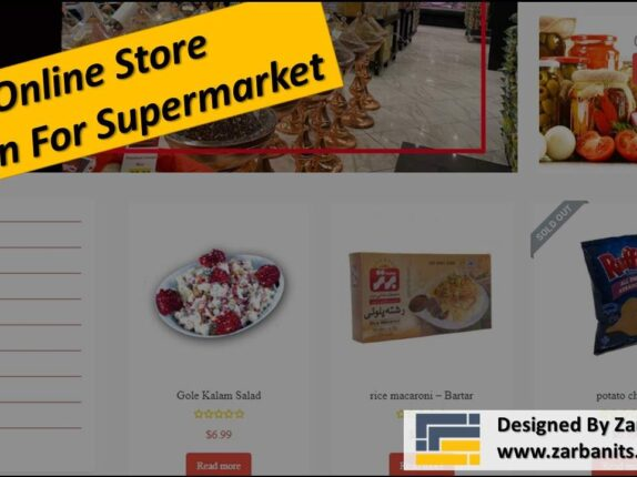 Online store For Supermarket Richmond Hill