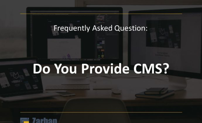 Will My Website Be Equipped With A CMS?