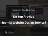 Joomla Web Design in Toronto, Do you Provide this service?