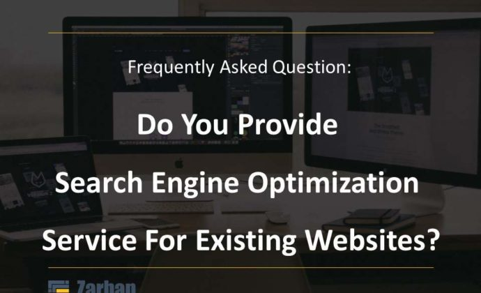 Do You Provide SEO in Markham For Existing Websites?