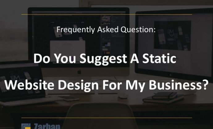 Is Static Website Design A Practical Solution For Your Business?