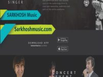 Website Design For Music Studio & Singer, Scarborough, ON