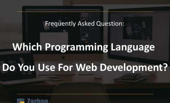 Which Programming Language Do You Use For Web Development?