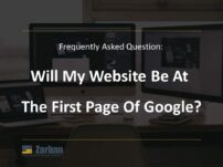 Richmond Hill SEO, Will my website be at the first page of Google