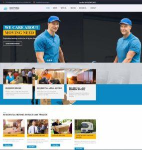 Richmond Hill Web Design for Moving Company